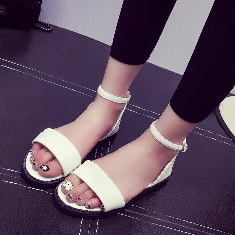 รองเท้าแตะผู้หญิง รองเท้าแตะรัดส้น รองเท้าแตะใส่สบาย