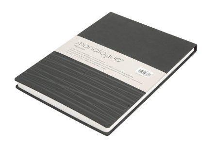 สมุดสีน้ำMonologue Sketch Pad A6 200g Grey