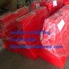 แท่งแบริเออร์พลาสติก ใส่น้ำ สีส้ม 006-MD101