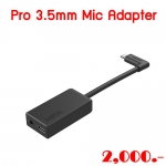 Pro 3.5mm Mic Adapter
