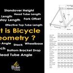 ทำความรู้จัก Bicycle Geometry ในเฟรมจักรยานของเรา
