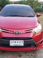รถ TOYOTA VIOS 1.5J/ AT 2014 เครดิตดี ฟรีดาวน์