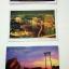 โปสการ์ดท่องเที่ยวไทย ชุด 3 ใบ 3 แบบ รูปกรุงเทพฯ ยามค่ำ thumbnail 1