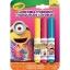Crayola SWINGIN' SIXTIES MINION Washable Markers สีเมจิกล้างออกได้ 3 แท่ง ปลอดสารพิษ thumbnail 1