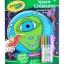 Crayola Space Creatures Coloring & Sticker Book สมุดระบายสี พร้อมสีเมจิก และสติกเกอร์ thumbnail 1