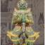 โปสการ์ดท่องเที่ยวไทย ชุด 3 ใบ 3 แบบ รูปยักษ์ และวัดโพธิ์ thumbnail 2
