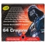Crayola Star Wars, Darth Vader สีเทียน 64 แท่ง ปลอดสารพิษ เหมาะกับน้อง 3 ขวบขึ้นไป thumbnail 2