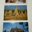 โปสการ์ดท่องเที่ยวไทย ชุด 3 ใบ 3 แบบ รูปวัดใหญ่ชัยมงคล, วัดไชยวัฒนาราม และพระบรมมหาราชวัง thumbnail 1