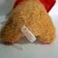 ตุ๊กตาพวงกุญแจหมีสีน้ำตาล ความสูง 11 ซม. thumbnail 5
