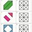 แบบฝึกทักษะการสังเกตรูปมิติสัมพันธ์ ระบายสีช่องขวามือให้เหมือนแบบด้านซ้ายมือ (ระดับ อ.3 ขึ้นไป) thumbnail 3