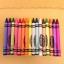 Crayola Crayons สีเทียนแท่งเล็ก กล่องละ 16 แท่ง ปลอดสารพิษ เหมาะสำหรับเด็ก thumbnail 2