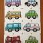 จิ๊กซอว์ 2 ชิ้น ชุดรูปรถ (ก่อนวัยเรียน 2 ขวบขึ้นไป) thumbnail 1