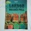 เสื้อยืดพื้นขาว (GRAVITY59) แฟชั่นแนว Vintage ภาพตึกเก่า พิมพ์คำว่า LONDON COLORS FULL Size:L thumbnail 2