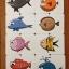 จิ๊กซอว์ 2 ชิ้น ชุดรูปปลา ( ก่อนวัยเรียน 1 ขวบ 9 เดือนขึ้นไป) thumbnail 1