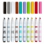 Crayola Fabric Fine Line Markers สีเมจิกเขียนผ้า 10 แท่ง thumbnail 5