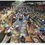 โปสการ์ดท่องเที่ยวไทย ชุด 3 ใบ 3 แบบ รูปตลาดน้ำ thumbnail 2
