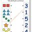 แบบฝึกทักษะการนับจำนวนและตัวเลข นับภาพและโยงเส้นจับคู่ตัวเลข (ระดับ อ. 1 ขึ้นไป) thumbnail 5