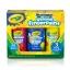 Crayola Washable Finger Paint 8oz: Primary สีระบายด้วยนิ้ว 3 สี (แดง น้ำเงิน เหลือง) thumbnail 1