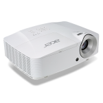 Acer X1378WH ความสว่าง(ANSI Lumens) 3,800 ความละเอียด(พิกเซล) 1280x800 (WXGA) Contrast 20,000:1