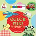 หนังสือเรียนรู้เรื่องสี / Baby Steps : Colour Fun (Katie Saunders)
