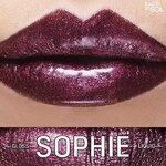 #7 Sophie สีม่วงทรงพลัง