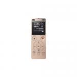 SONY เครื่องบันทึกเสียงหน่วยความจำ 4 GB รุ่น ICD-UX560F สีทอง