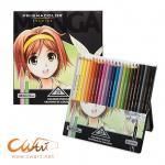 สีไม้ Prismacolor Premier Soft Core Manga 23สี