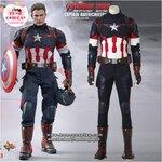 Super Premium Set: ชุดพรีเมียม กัปตันอเมริกา เอจ ออฟ อัลตรอน - Captain America Age of Ultron
