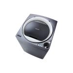 Sharp เครื่องซักผ้าฝาบน 10 KGS มี Ag Pulsator ป้องกันเชื้อรา รุ่น ES-U10HT-S สีเงิน