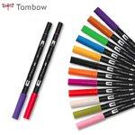 ปากกาพู่กันTombow Dual Brush Pen