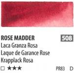 สีน้ำ ShinHan(PWC) 15ml SeriesD - 508 Rose Madder