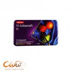 สีไม้Derwent รุ่นColoursoft x72สี
