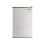 Sharp ตู้เย็น 1 ประตูความจุ 2.7 คิว รุ่น SJ-MB8-SL สีเงิน