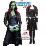 Super Premium Set: #2 ชุดกาโมรา Gamora - Guardians Of The Galaxy 2