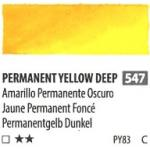 สีน้ำ ShinHan(PWC) 15ml SeriesC - 547 Permanent Yellow Deep