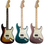 Deluxe Lone Star Stratocaster 2014