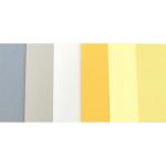 กระดาษสีชอล์คRembrandt Light A4 160g 30sht โทนสว่าง