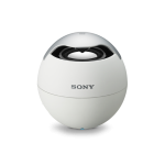 Sony ลำโพงบลูทูธไร้สาย รุ่น SRS-BTV5 สีขาว