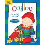 แบบฝึกหัดฝึกทักษะกับคายู อายุ4-5ปี / Caillou: Learning for Fun: Age 4-5