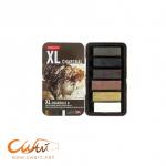 ชุดชาร์โคDerwent XL Charcoal x6สี