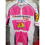 เสื้อปั่นจักรยาน SMART BIKE TEAM SIZE S