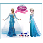 ชุดเจ้าหญิงเอลซ่า Elsa-Frozen