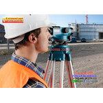 GEO FENNEL ELN 24-SET (360 องศา) ชุดกล้องวัดระดับ พร้อมขาตั้ง + ไม้สต๊าฟ จากเยอรมัน