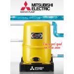 """MITSUBISHI WP-205QS ปั๊มน้ำอัตโนมัติ มิตซูบิชิ ท่อ 1"""""""