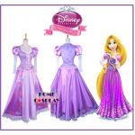 ชุดเจ้าหญิงราพันเซล Rapunzel