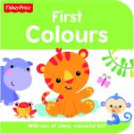 Fisher Price Rainforest Friends : First Colours