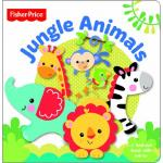 Fisher Price : Jungle Animals (Mattel)
