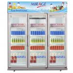 Mirage ตู้แช่เย็น / เครื่องดื่ม 3 ประตู จุ 54.6 คิว/1545 ลิตร รุ่น BC153
