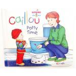 """หนังสือนิทานคายูปลูกฝังความดี """"คายูฝึกนั่งโถ"""" / Caillou: Potty Time"""