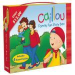 ชุดหนังสือคายู ' ครอบครัวสุขสันต์ ' / Caillou: Family Fun Story Box